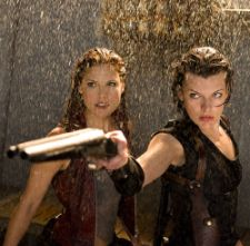 Resident Evil 3D Afterlife